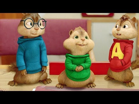 Alvin and the Chipmunks Full Movie English - Best Cartoon new 2017