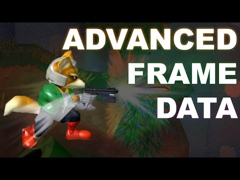 Advanced Frame Testing - Falling Speed Test