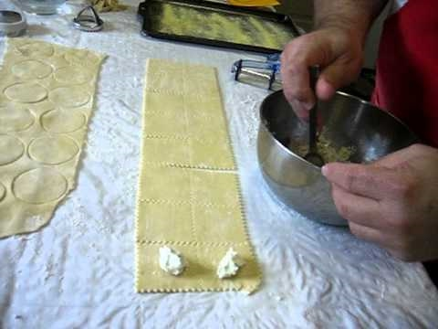 Making Cappelletti With John Mangiapane