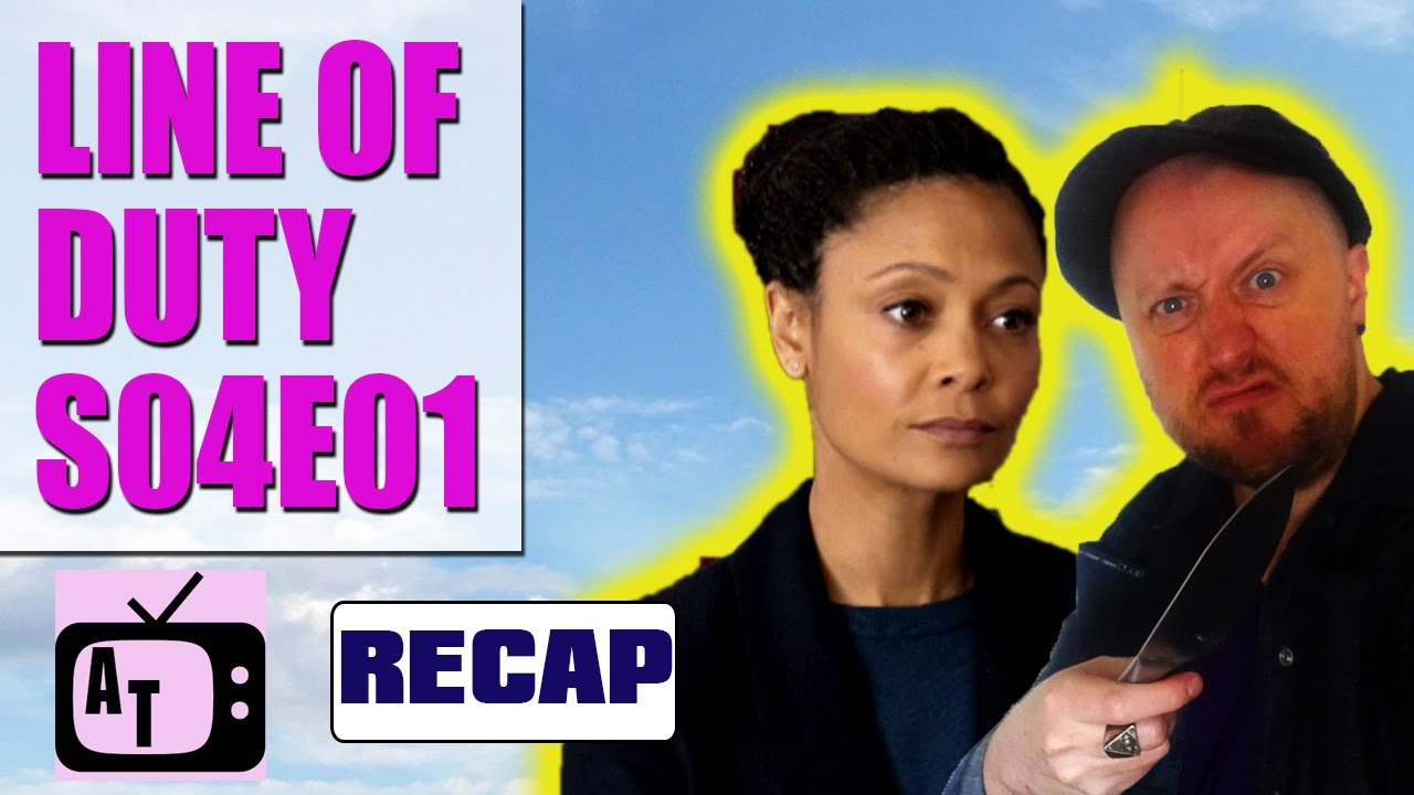 Download Line Of Duty BBC1 Series 4 Episode 1 review/recap, 8/10  | Aerial Telly #122