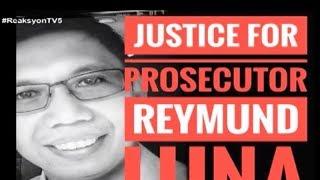 ReAksyon | Prosecutor's lives (10/06/2017)