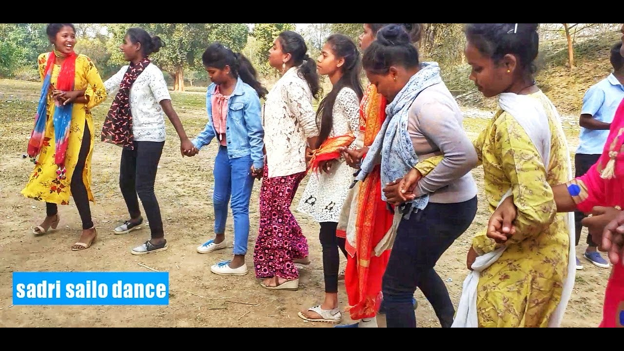 NEW SADRI SAILO DANCE  VIDEO  || NAGPURI CHAIN DANCE  2020 || NAGPURI DJ