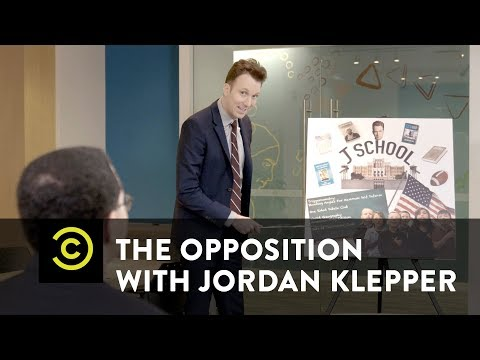 Trimming the Fat - Department of Education - The Opposition w/ Jordan Klepper