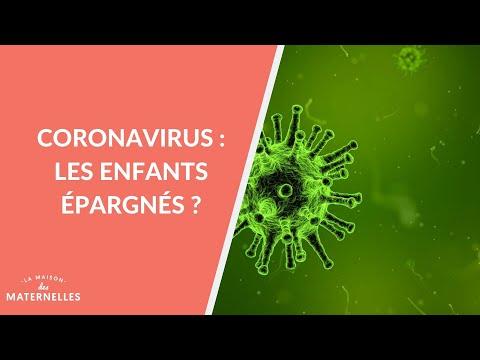 Coronavirus: les enfants épargnés ? - La Maison des maternelles #LMDM