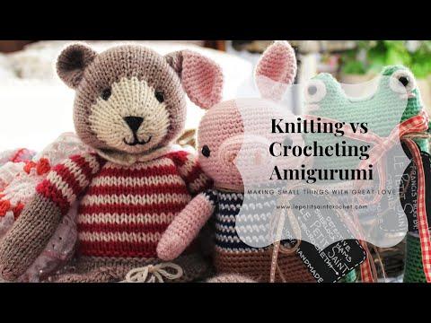 Amigurumi Knitting AMIGURUMI 101 – How to Put Blush and Add Cross ... | 360x480