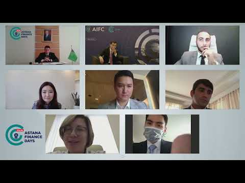 AFD2021: Investment Opportunities of Central Asia and Caucasus