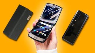 Motorola Razr 2020 Unboxing + First Impressions!