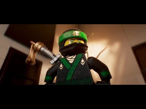 "The LEGO NINJAGO Movie | ""Good Morning Ninjago!"" Clip [HD]"