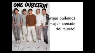 One Direction - Best Song Ever (Subtitulos en español)