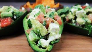 Avokado Salası Nasıl Yapılır? - Yemek Tarifleri | Salatalar / Şevval'in Sihirli Elleri