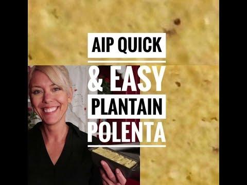 AIP Polenta!