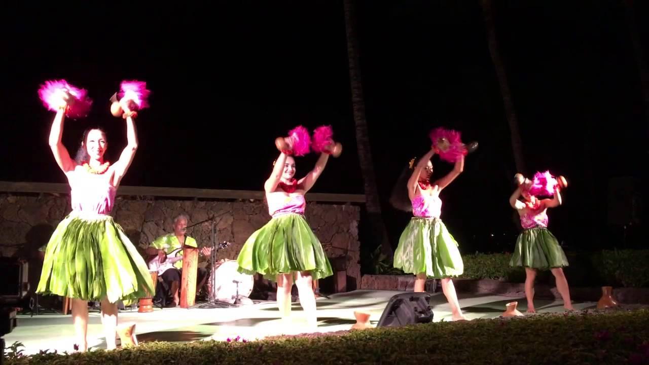 Waikoloa Beach Marriott Sunset Luau 2017 Part 6