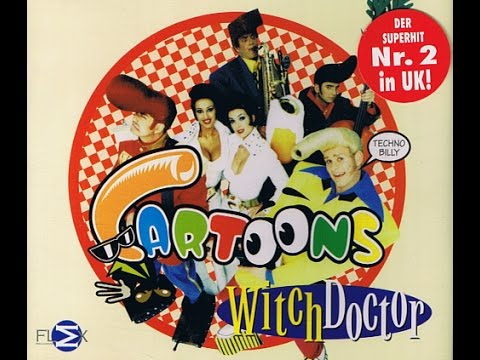 Witch Doctor - Ooh Eeh Ooh Ah Aah Ting Tang Walla Walla Bing Bang   10h