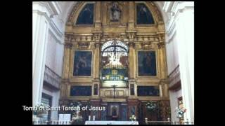 Pilgrimage to Spain following the footsteps of Teresa of Avila and John of the Cross