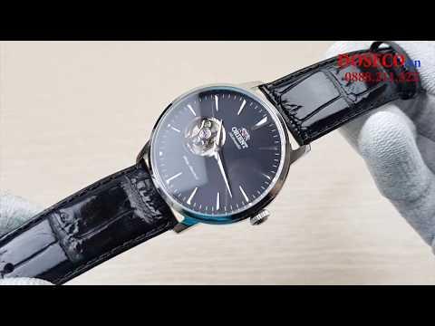 Review đồng hồ #68: Orient Esteem Gen 2 FAG02004B0 - đồng hồ open heart  đầy cuốn hút