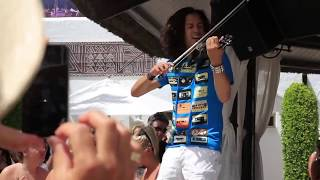 QUIKE NAVARRO HOUSE VIOLIN (PROMO VIDEO)