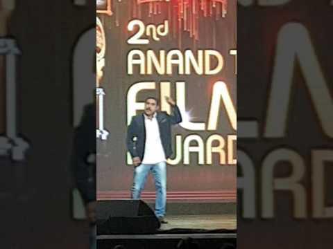 Anand tv award 2017 suraj venjooramood