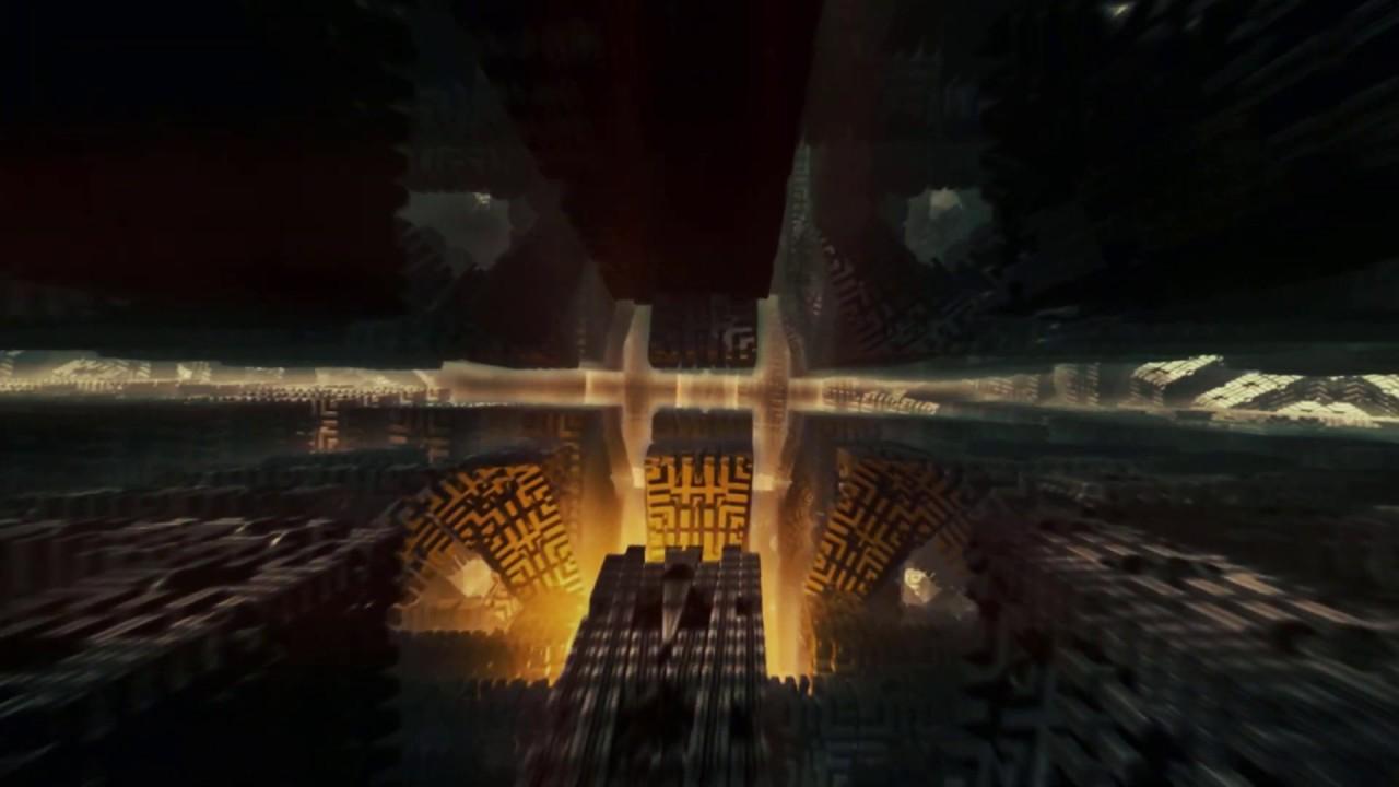 Repeat Illuminations - Mandelbulber Fractal Animation by