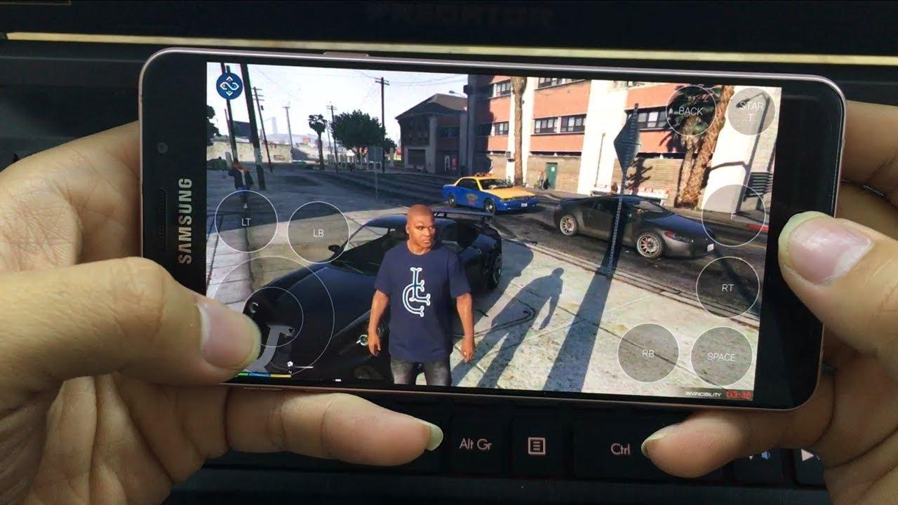 Hướng dẫn cài game GTA 5 trên điện thoại thật ra Chỉ toàn lừa bịp