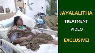 Jayalalitha Exclusive Hospital Video Leaked - 2DAYCINEMA.COM