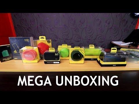 Mifa Speaker Mega Unboxing : Dari yang termurah sampai yang termahal