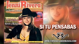 Watch Jenni Rivera Si Tu Pensabas video