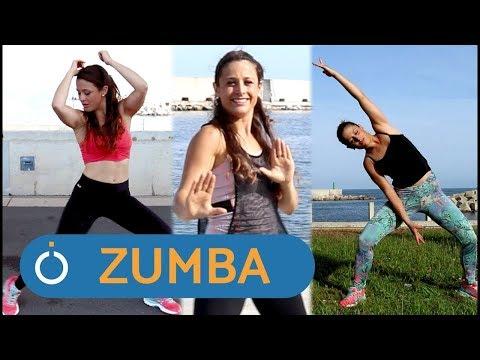 Clase de ZUMBA REGGAETON – 30 MINUTOS de ZUMBA en español