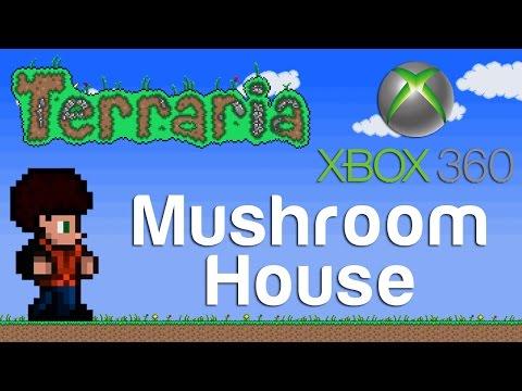 Terraria Xbox - Mushroom House [122]