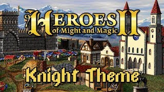 Heroes of Might and Magic II: The Price of Loyalty - Música da cidade do Knight