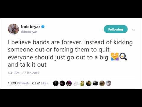 Why Bob Bryar Left My Chemical Romance