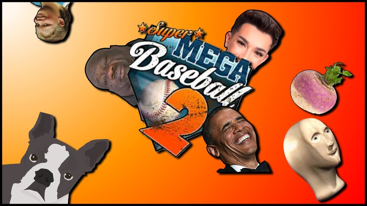 Super Mega Baseball Funny Moments (EP 2) I Made This Kid Rage Quit!!