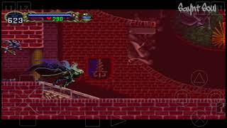 Castlevania simphony of night Ep - Especial - vs boss