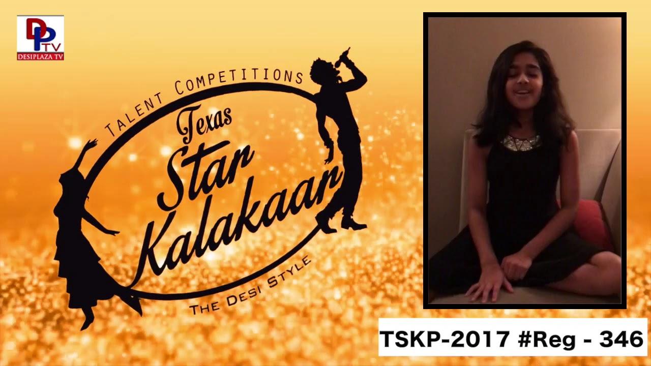 Reg# TSK2017P346- Texas Star Kalakaar 2017