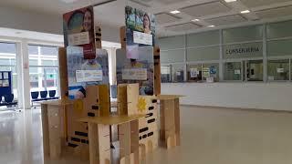 La MetroGuagua pasa por la Facultad de Ciencias de la Salud