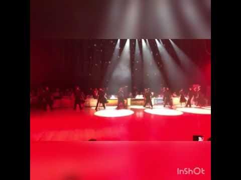 Тирасполь. Международный турнир по спортивно-бальным танцам