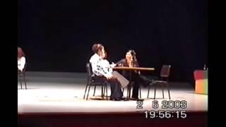 Anadolu Üniversitesi AÖF İÖLP Trabzon Öğrencileri Gecesi-2 Tiyatro Gösterisi