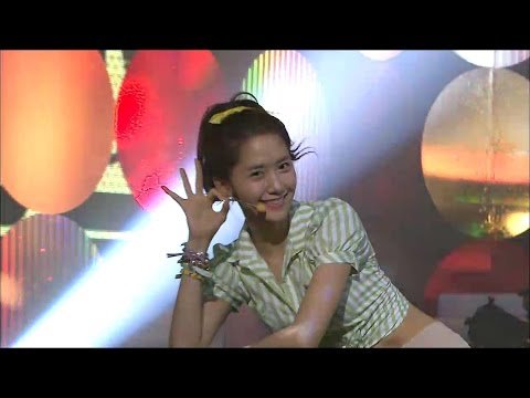 【TVPP】SNSD - U-Go-Girl (Lee Hyo-ri), 소녀시대 - 유 고 걸 @ 200th Special, Show Music Core Live