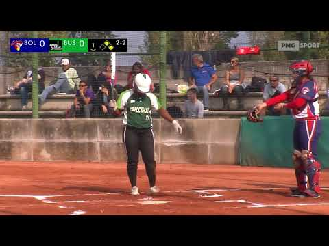 Italian Softball Series 2018 Gara 2
