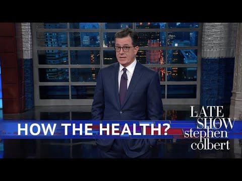 Trump Is Conveniently One Pound Under Obese