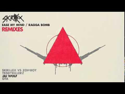 Skrillex-easy my mind(Jai Wolf remix)