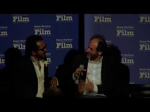 """SBIFF Cinema Society - """"Call Me By Your Name"""" Q&A- Clip 01"""