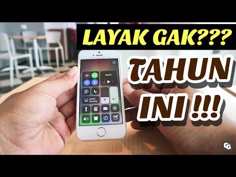 Masih layak dibeli gak di 2018 - Review Iphone 5S Rasa Iphone X Indonesia
