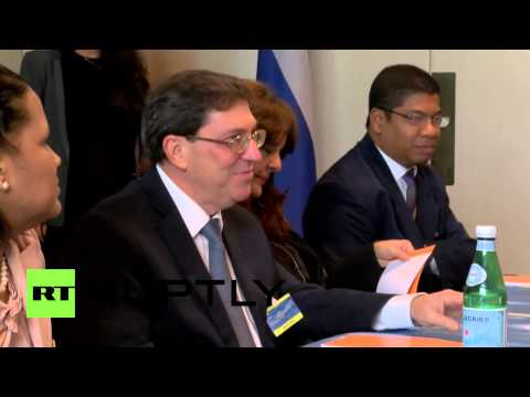 Switzerland: FM Lavrov meets Cuban, Lebanese, Dutch counterparts in Geneva