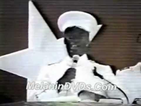 The God Damn White Man pt 2 - Khalid Muhammad