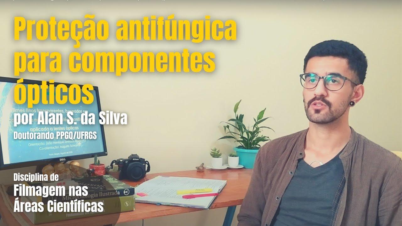 Proteção Antifúngica para Componentes Ópticos