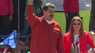 From youtube.com: Maduro officially lodges candidacy for Venezuela re-election {MID-259283}