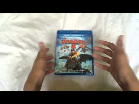 How To Train Your Dragon Blu