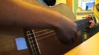 Hello Viet Nam - Bonjour Vietnam (Pham Quynh Anh) - guitar cover
