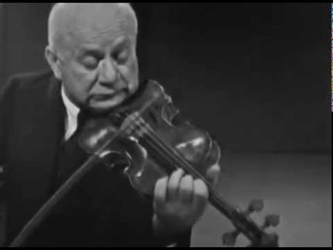 F.Kreisler(Mischa Elman) - Schon Rosmarin(1962)