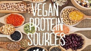 Vegan Protein Sources & Meat Substitutes | Fablunch Thumbnail